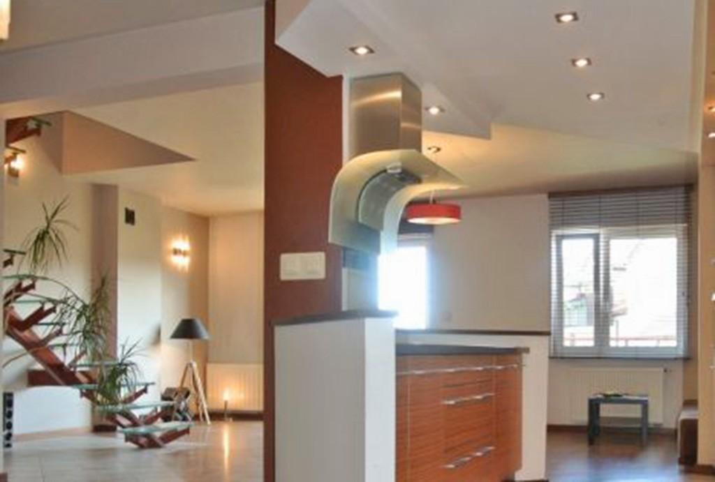 zdjęcie przedstawia rozkład pokoi w apartamencie do sprzedaży w Legnicy
