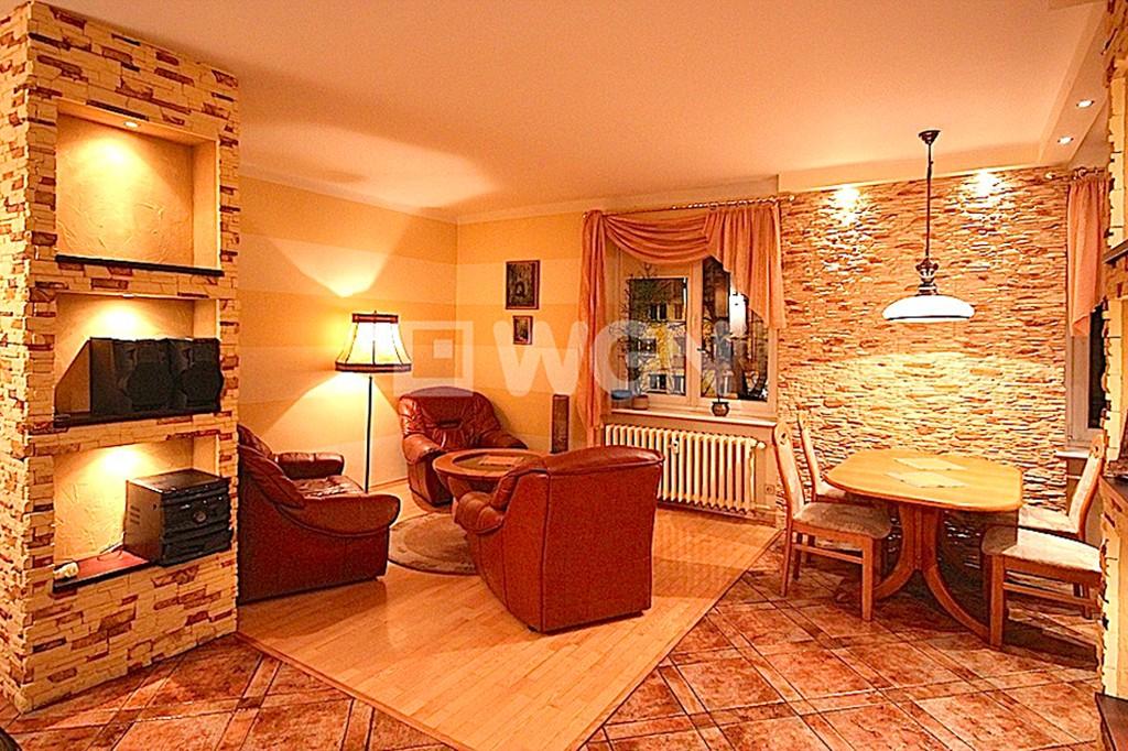 na zdjęciu wnętrze luksusowego apartamentu na wynajem w Szczecinie