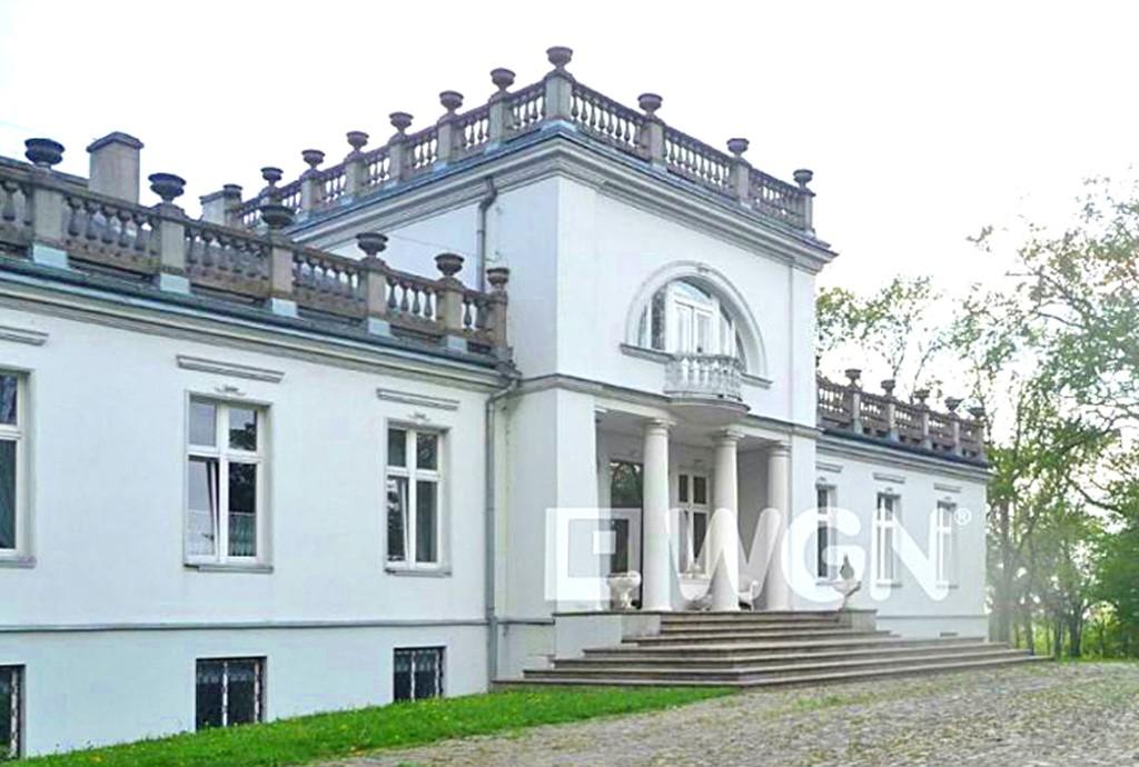 front pałacu na sprzedaż w województwie wielkopolskim