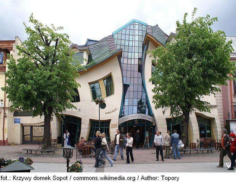 Ekstrawaganckie budynki - nietypowa architektura szokuje i zachwyca