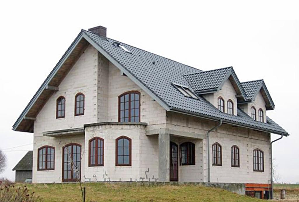 front posiadłości na sprzedaż w okolicy Olkusza
