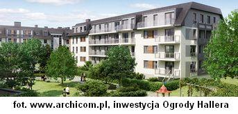 Apartamenty na wrocławskich Krzykach