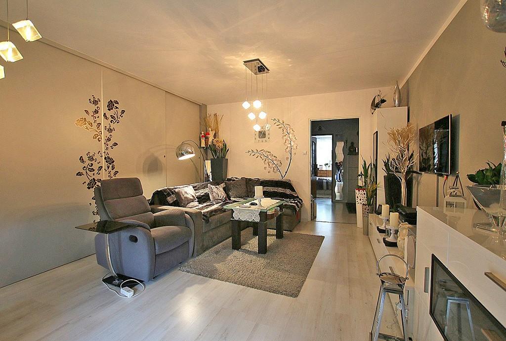 na zdjęciu ekskluzywne wnętrze apartamentu do sprzedaży w Szczecinie