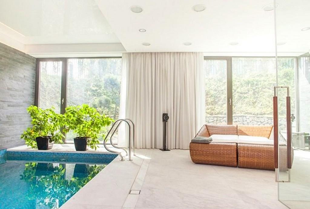 zdjęcie przedstawia wnętrze luksusowego apartamentu do sprzedaży w Warszawie