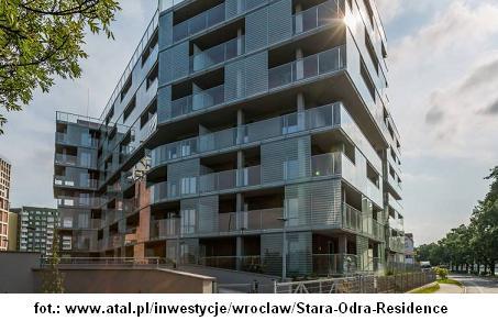 Stara Odra Residence we Wrocławiu
