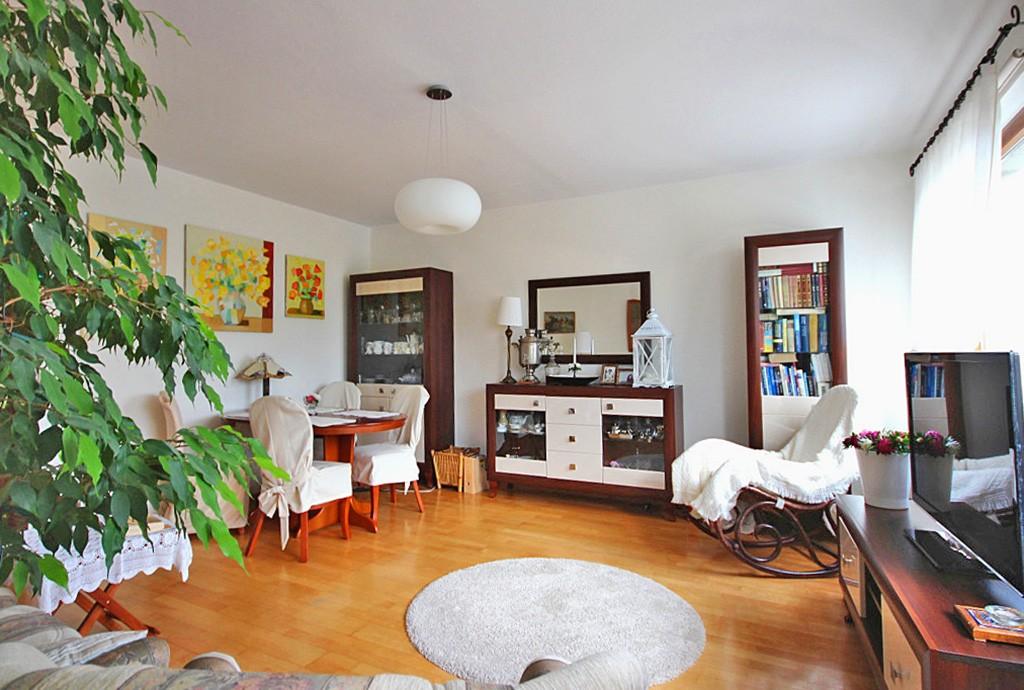 na zdjęciu ekskluzywne wnętrze apartamentu na sprzedaż w Szczecinie