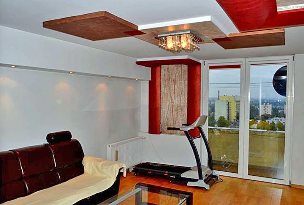 na zdjęciu luksusowe wnętrze apartamentu do sprzedaży w Łodzi
