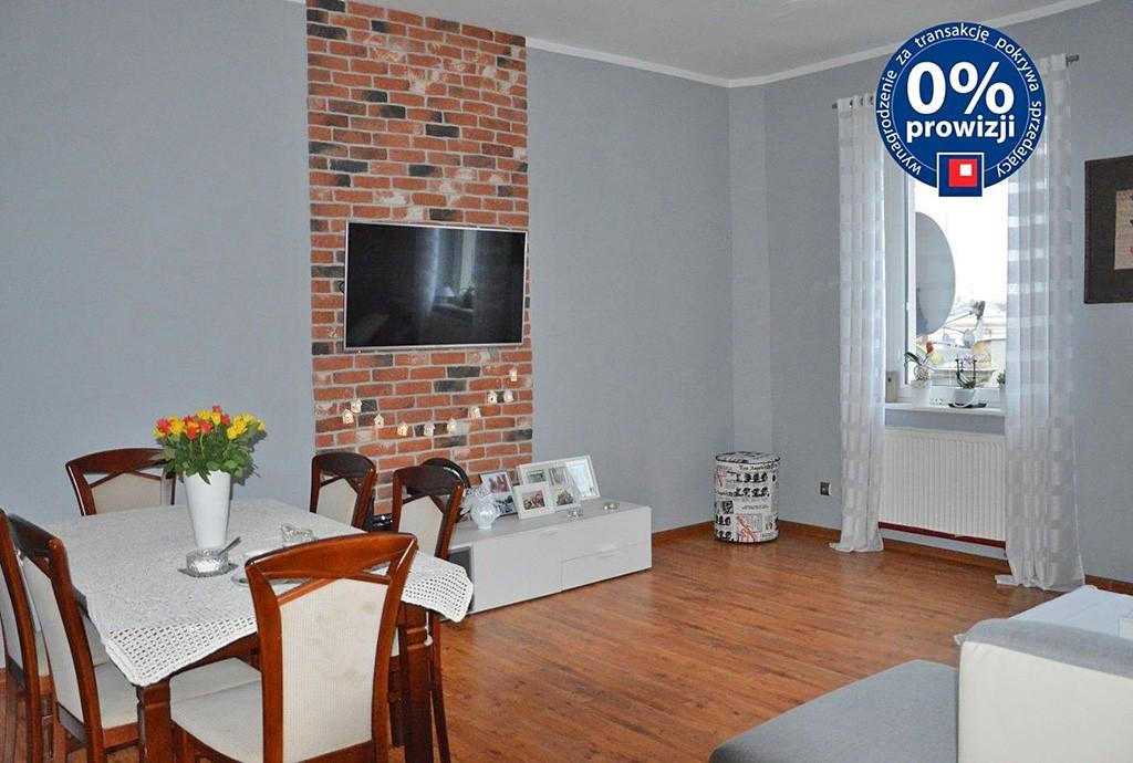 na zdjęciu fragment salonu w luksusowym apartamencie do sprzedaży w okolicy Zielonej Góry
