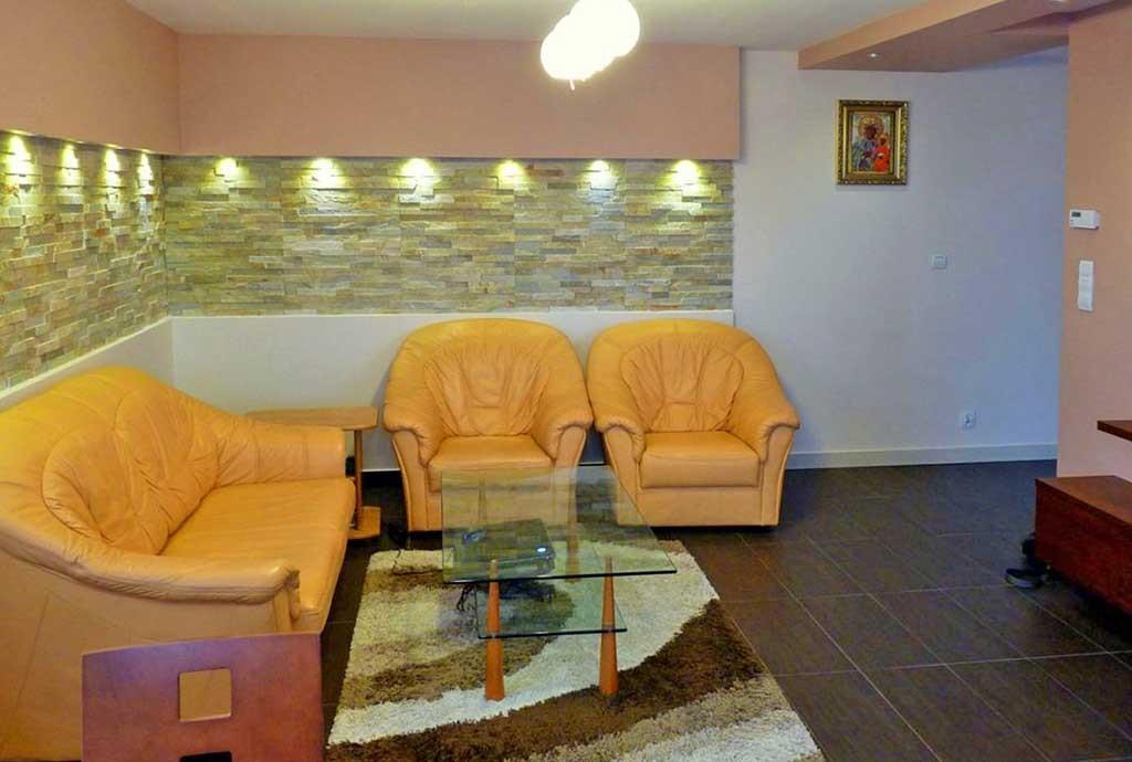 na zdjęciu wnętrze luksusowego apartamentu do sprzedaży w Rzeszowie