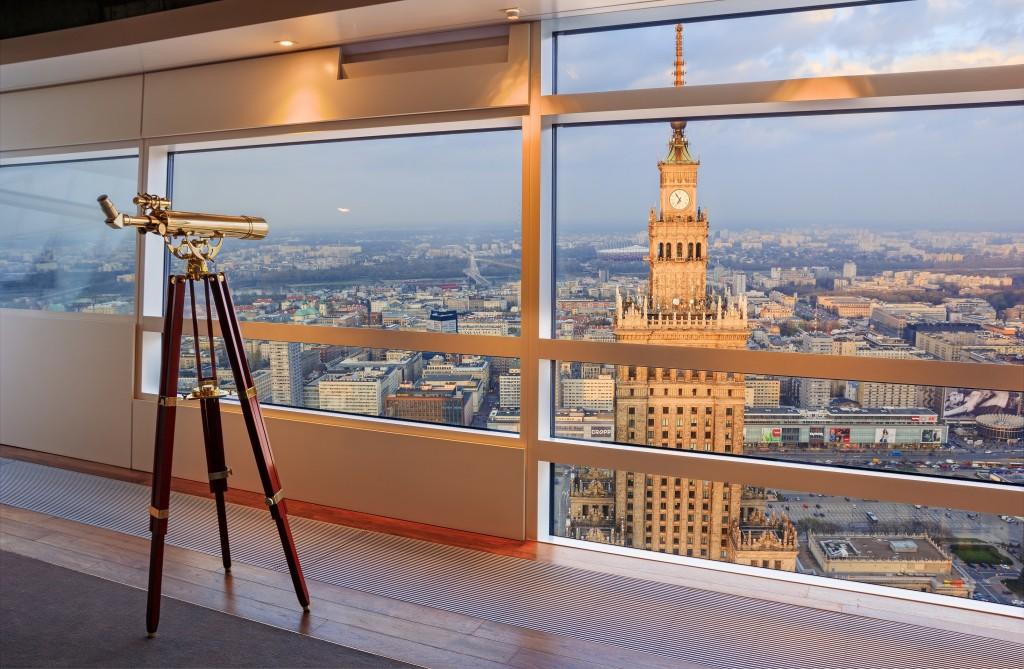 Warszawska Złota 44 liderem sprzedaży luksusowych apartamentów