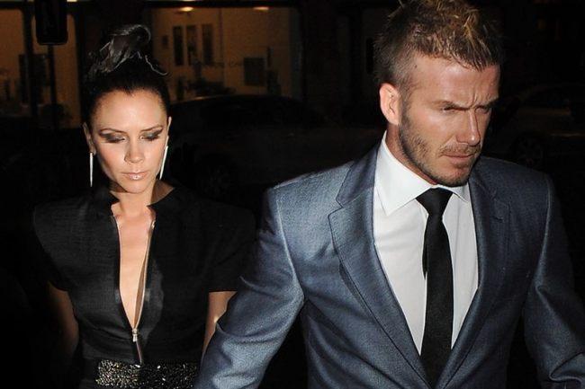 Beckhamowie płacą 22 000 funtów dziennie podatku