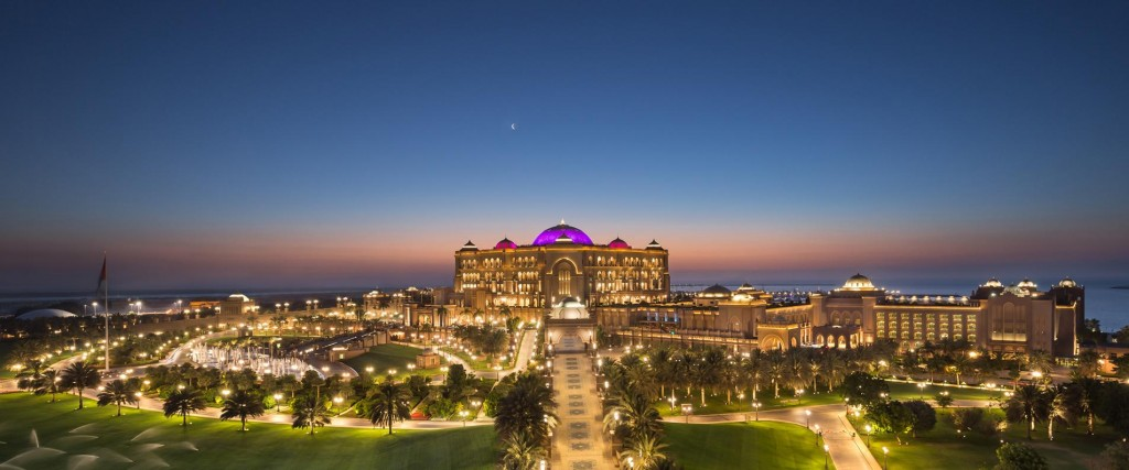 Najbardziej luksusowy hotel na świecie