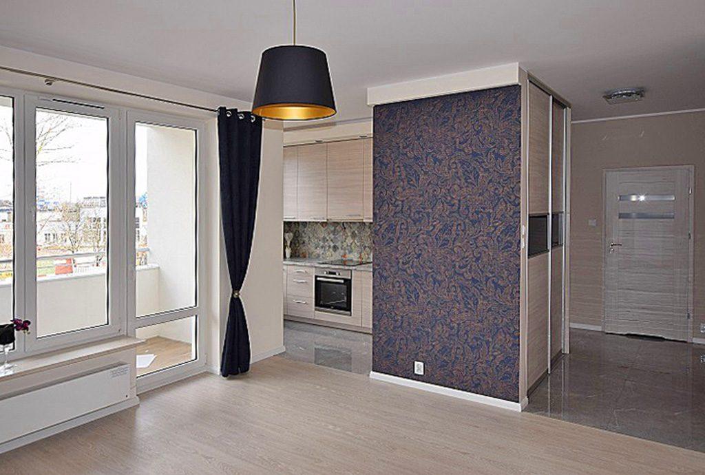 na zdjęciu luksusowe wnętrze apartamentu na sprzedaż w Białymstoku