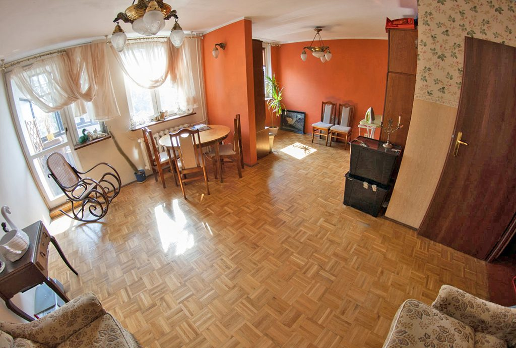 na zdjęciu luksusowe wnętrze ekskluzywnego apartamentu do sprzedaży we Wrocławiu