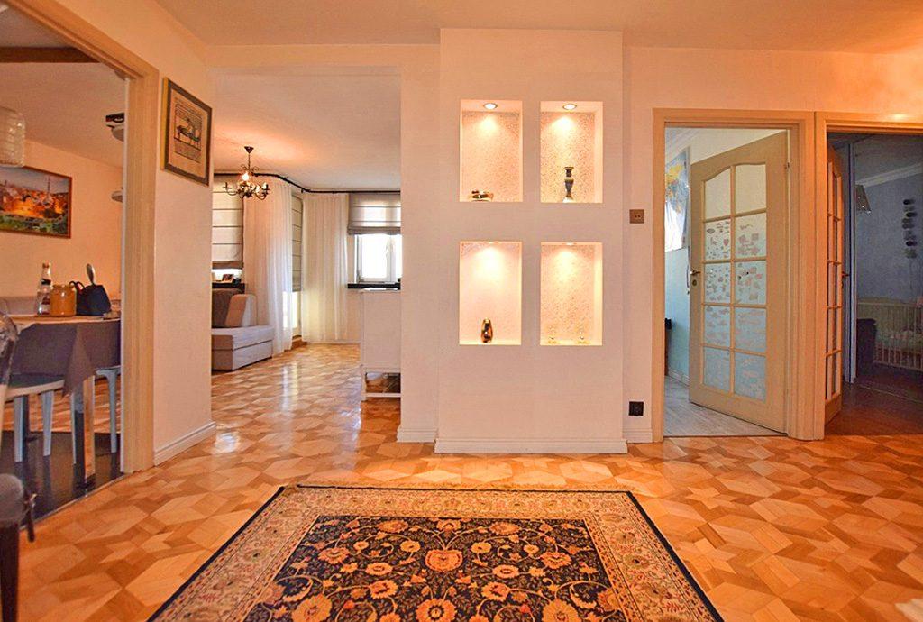 ekskluzywne wnętrze luksusowego apartamentu do sprzedaży w Białymstoku