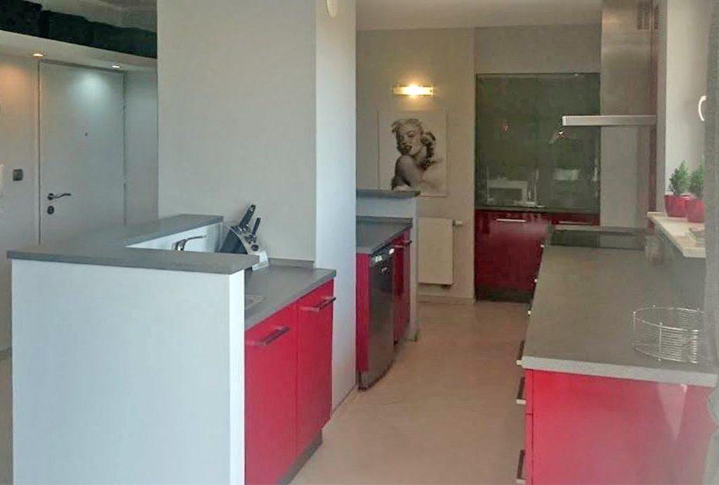 luksusowe i komfortowe wnętrze ekskluzywnego apartamentu na wynajem w Szczecinie