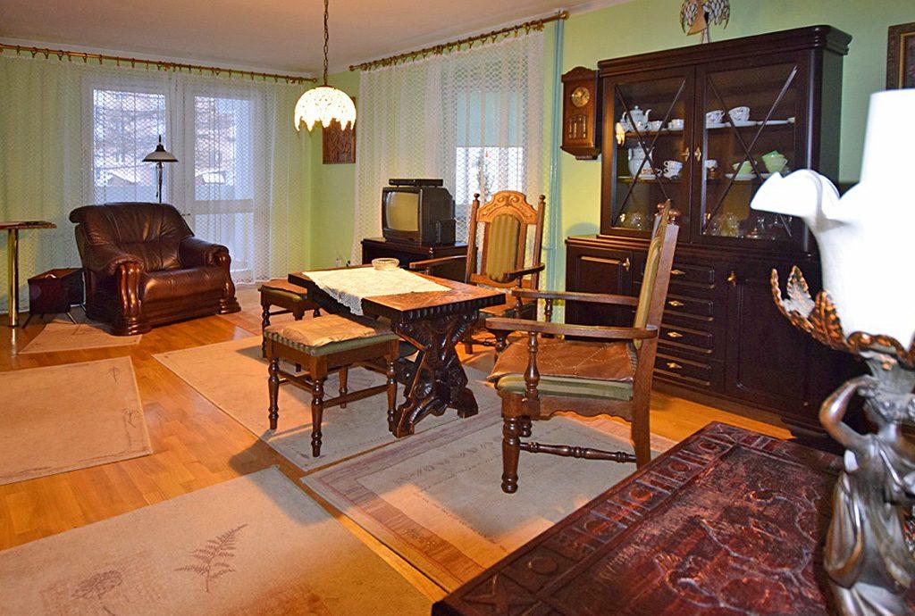 stylowe wnętrze ekskluzywnego apartamentu do sprzedaży w Białymstoku