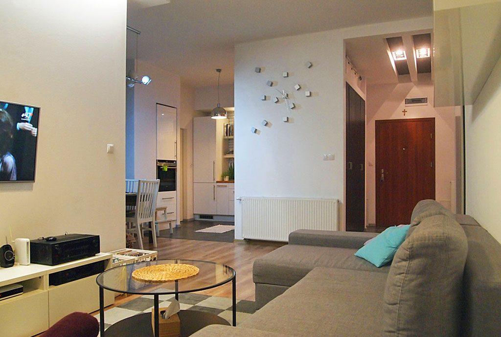 wnętrze ekskluzywnego apartamentu do sprzedaży w Kaliszu