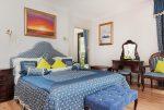 elegancka sypialnia w ekskluzywnym pensjonacie w Pobierowie do sprzedaży