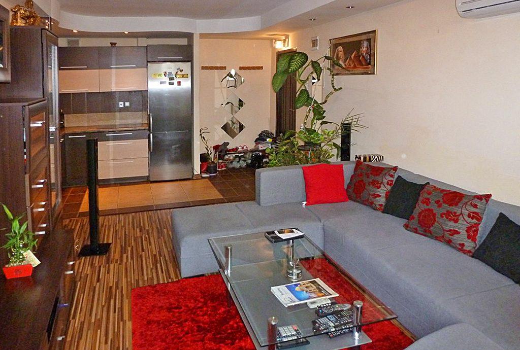 wnętrze luksusowego apartamentu do wynajęcia w okolicy Kalisza