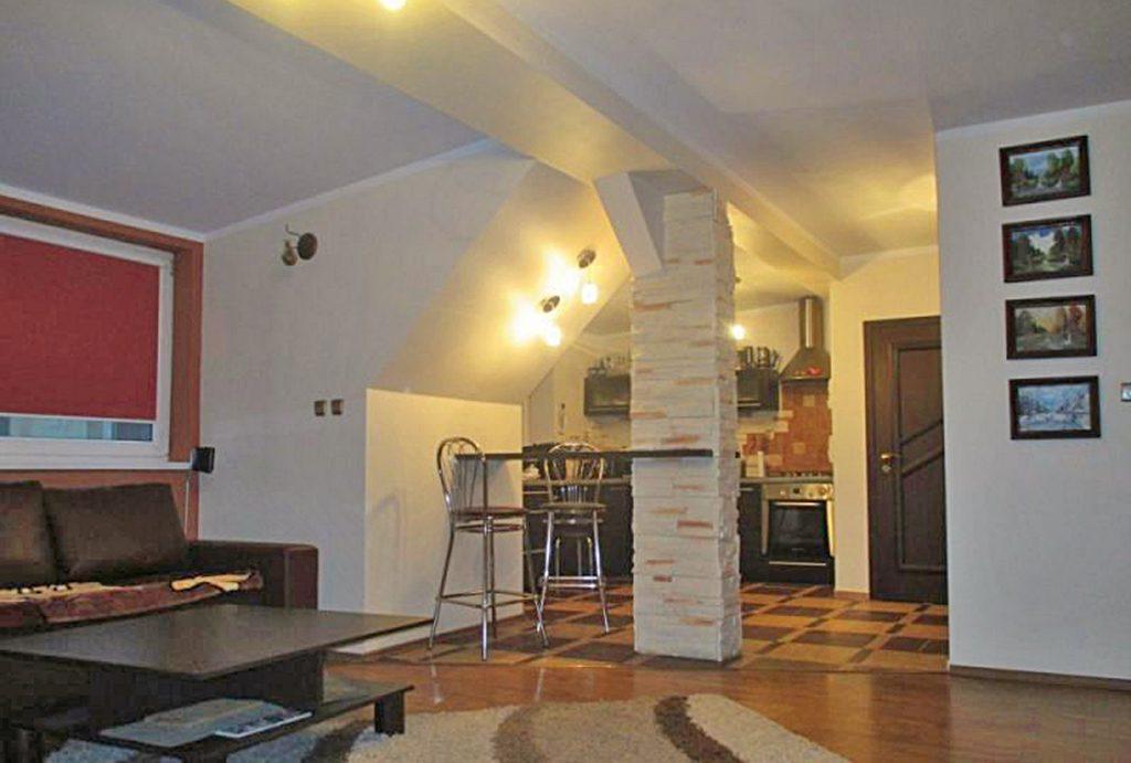 wnętrze luksusowego apartamentu do sprzedaży w Legnicy