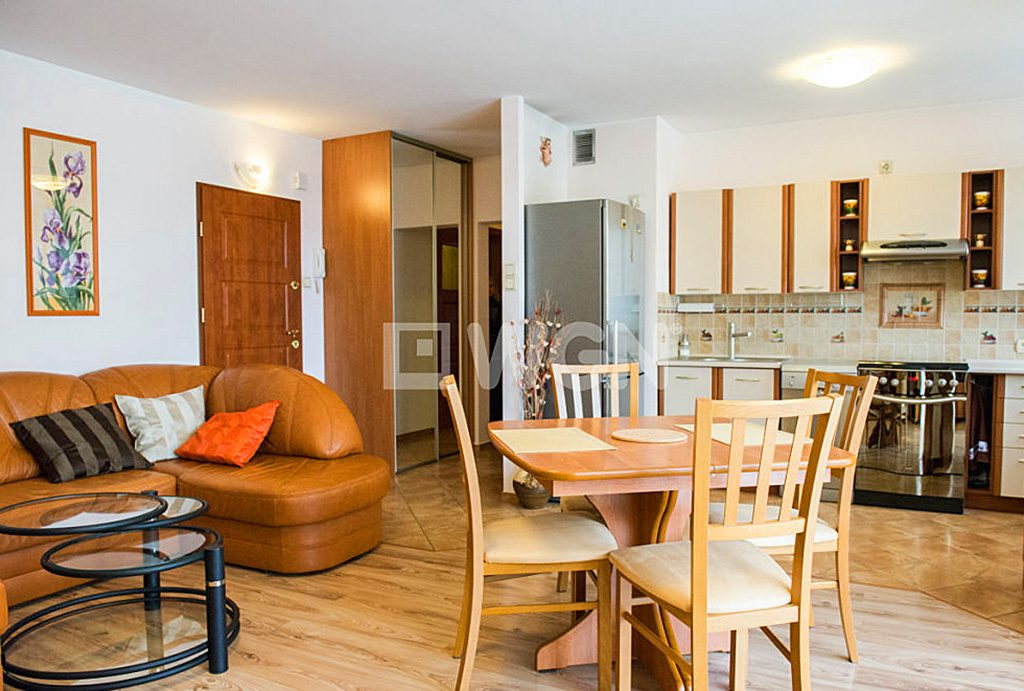 komfortowe wnętrze luksusowego apartamentu do sprzedaży we Wrocławiu