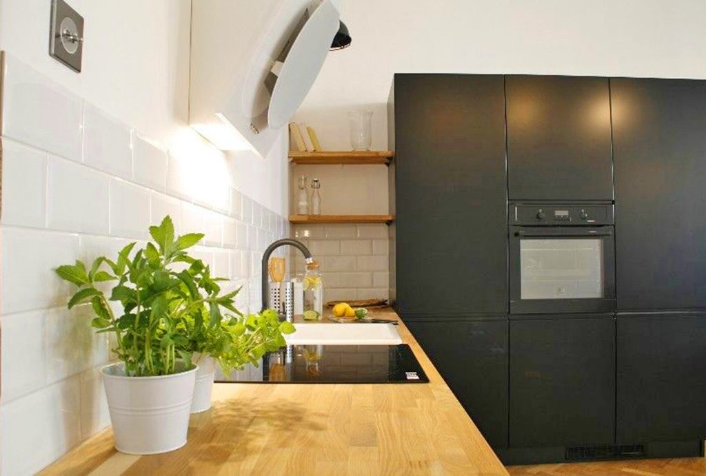 nowoczesne wnętrze luksusowego apartamentu do sprzedaży w Krakowie