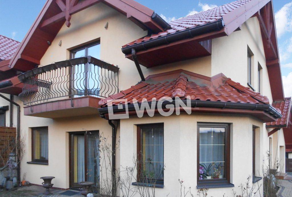 front luksusowej willi do sprzedaży w Katowicach
