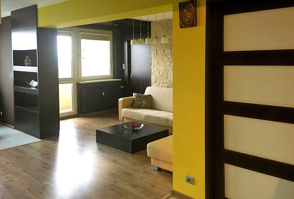 na zdjęciu fragment ekskluzywnego wnętrza luksusowego apartamentu do sprzedaży w Częstochowie