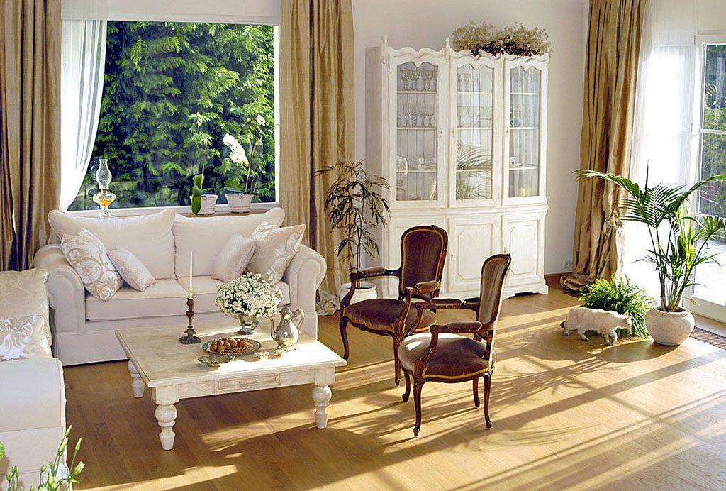 luksusowy salon w ekskluzywnej willi do wynajęcia w Szczecinie
