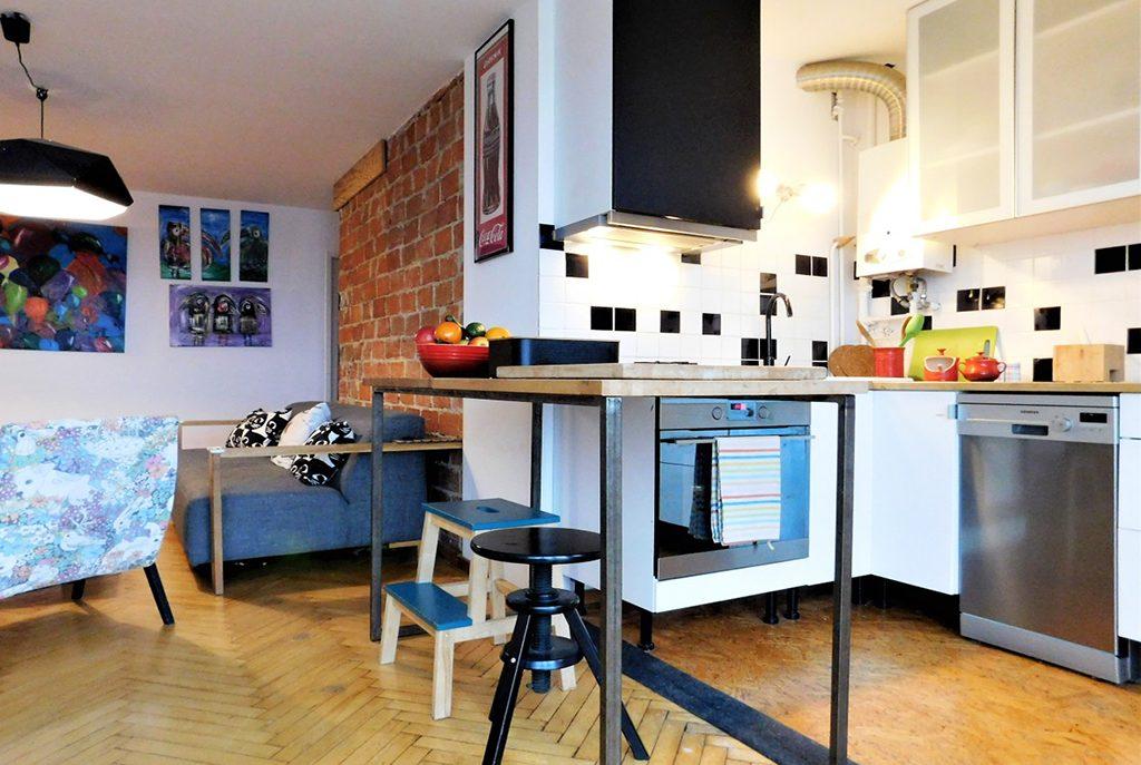 nowoczesne wnętrze ekskluzywnego apartamentu do sprzedaży w okolicach Wrocławia