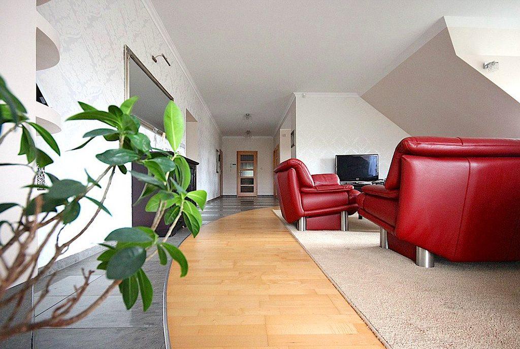 fragment komfortowego wnętrza prestiżowego apartamentu do wynajmu w Szczecinie
