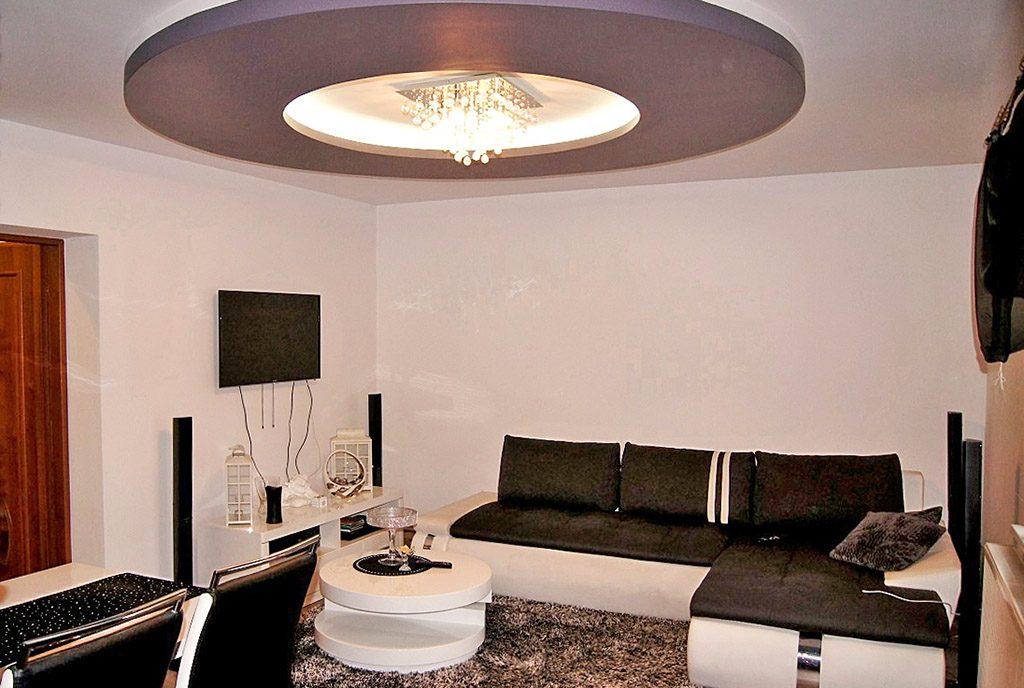 ekskluzywny salon w luksusowej willi do sprzedaży w okolicach Inowrocławia