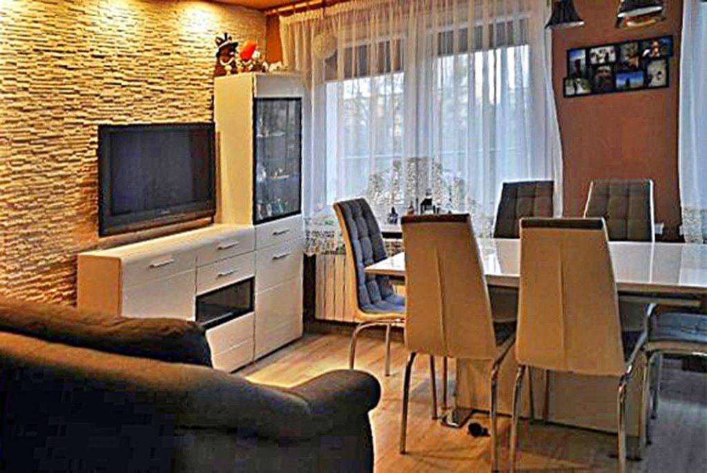 prestiżowy salon w luksusowym apartamencie do sprzedaży w Białymstoku