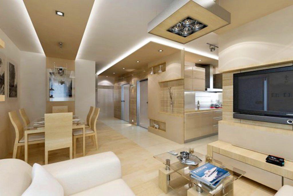 nowoczesne wnętrze ekskluzywnego apartamentu do sprzedaży w Kwidzynie