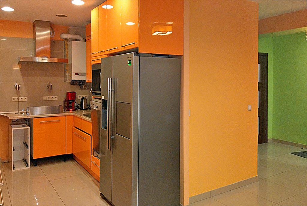 nowoczesne wnętrze ekskluzywnego apartamentu do wynajęcia w Chrzanowie