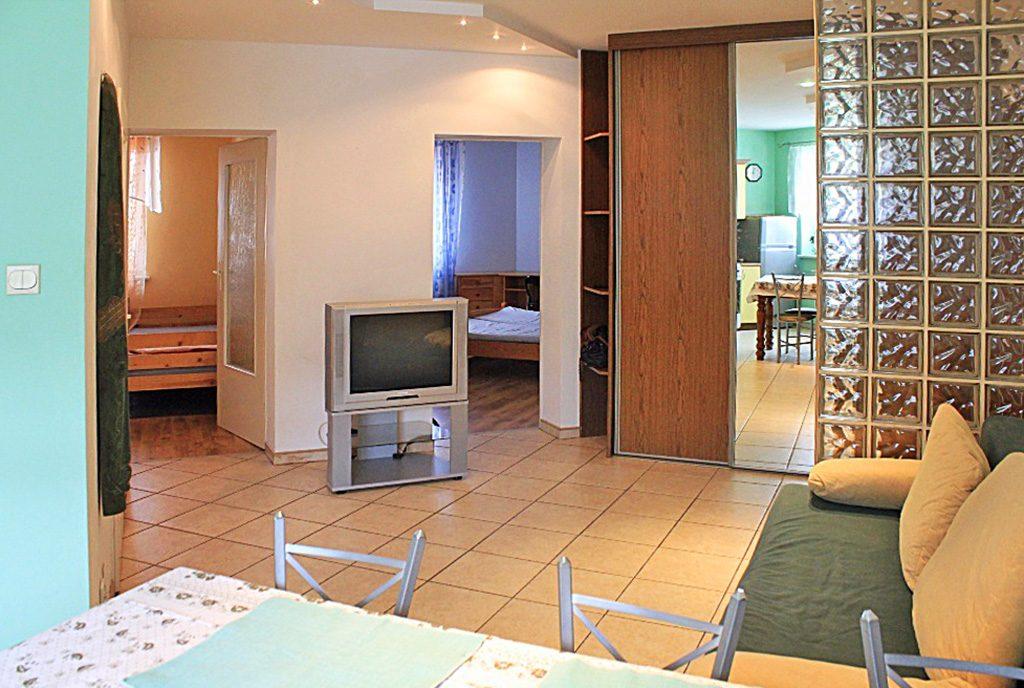 nowoczesne wnętrze ekskluzywnego apartamentu do wynajęcia w Kaliszu