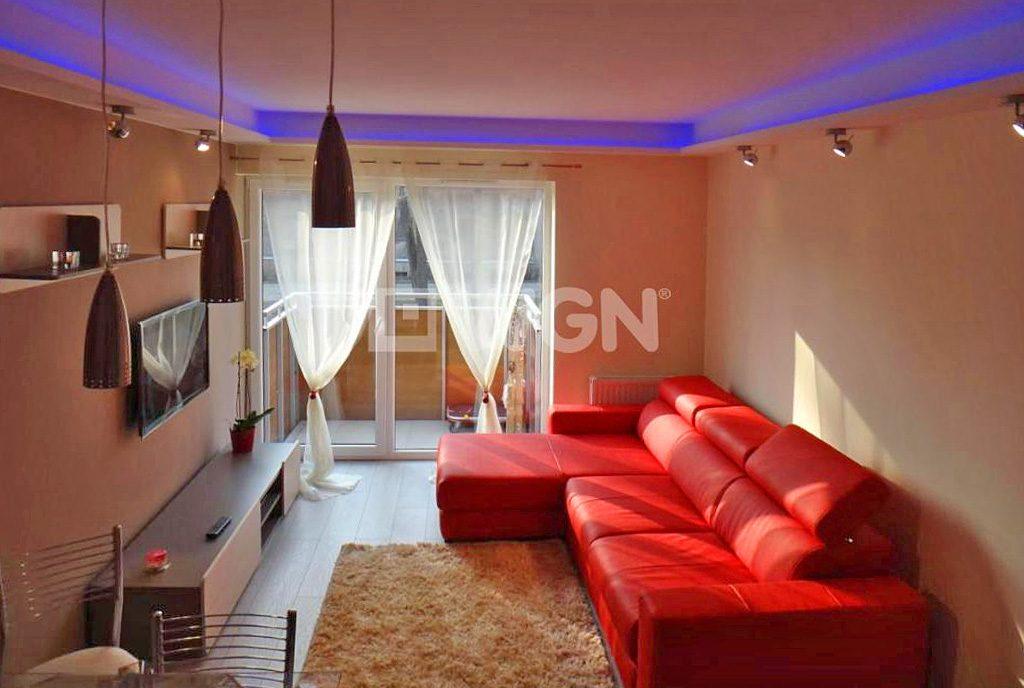 prestiżowy salon w ekskluzywnym apartamencie do wynajęcia w Szczecinie