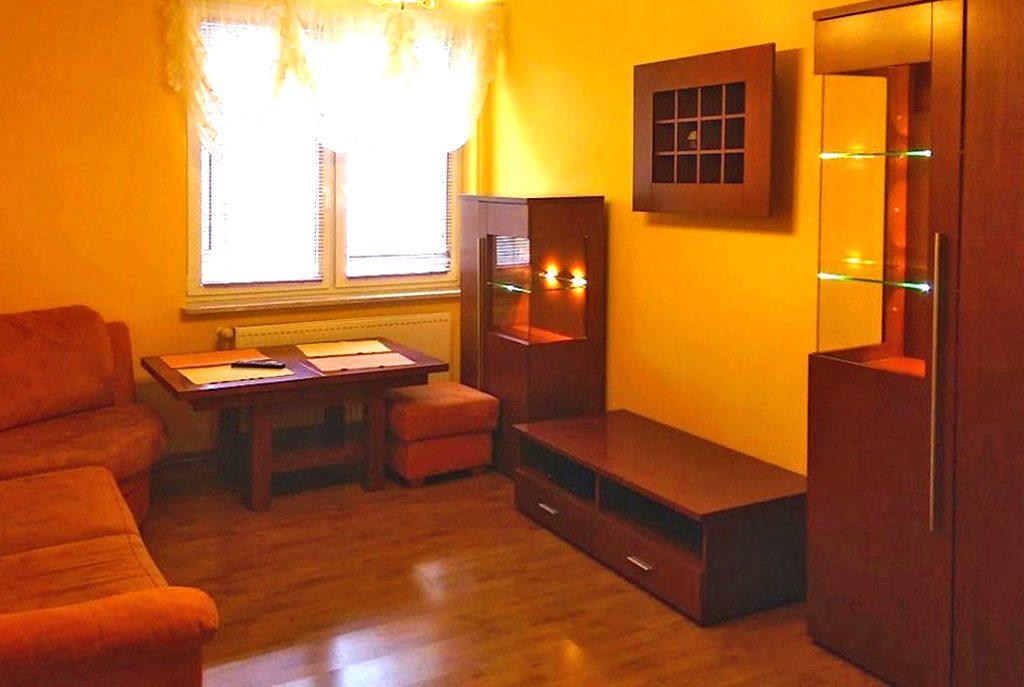 prestiżowy salon w luksusowym apartamencie do wynajęcia w Szczecinie