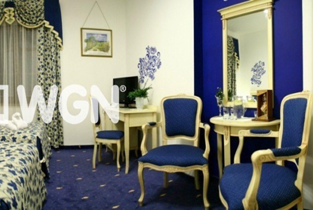 ekskluzywny salon w luksusowej willi do sprzedaży w Cieszynie