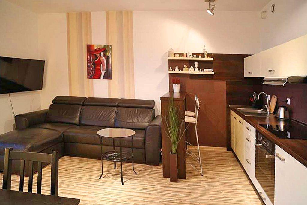 nowoczesne wnętrze ekskluzywnego apartamentu do sprzedaży w Katowicach