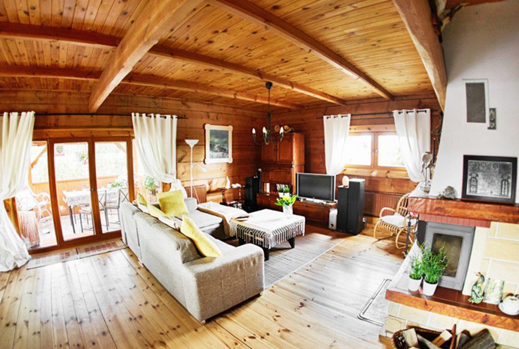 luksusowe wnętrze ekskluzywnej willi do sprzedaży w okolicach Piotrkowa Trybunalskiego