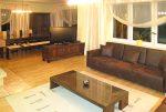 ekskluzywny salon w luksusowej willi do sprzedaży we Wrocławiu