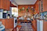 umeblowana i urządzona kuchnia w luksusowej willi w okolicach Bolesławca na sprzedaż
