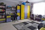 pokój dziecięcy w ekskluzywnym apartamencie na Mazurach na sprzedaż