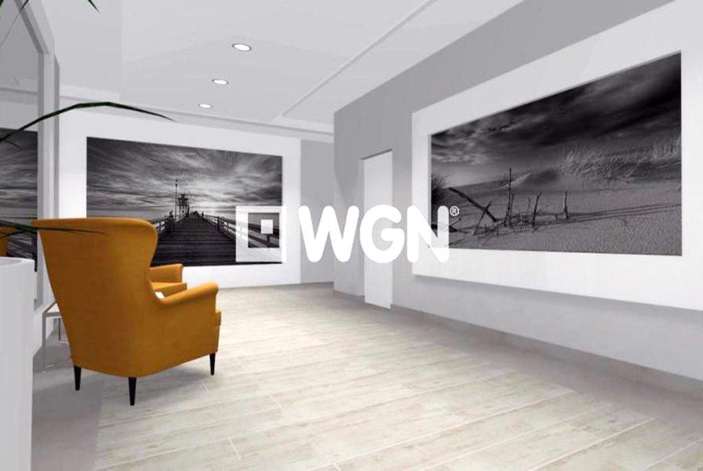 ekskluzywny salon w luksusowym apartamencie do sprzedaży nad morzem