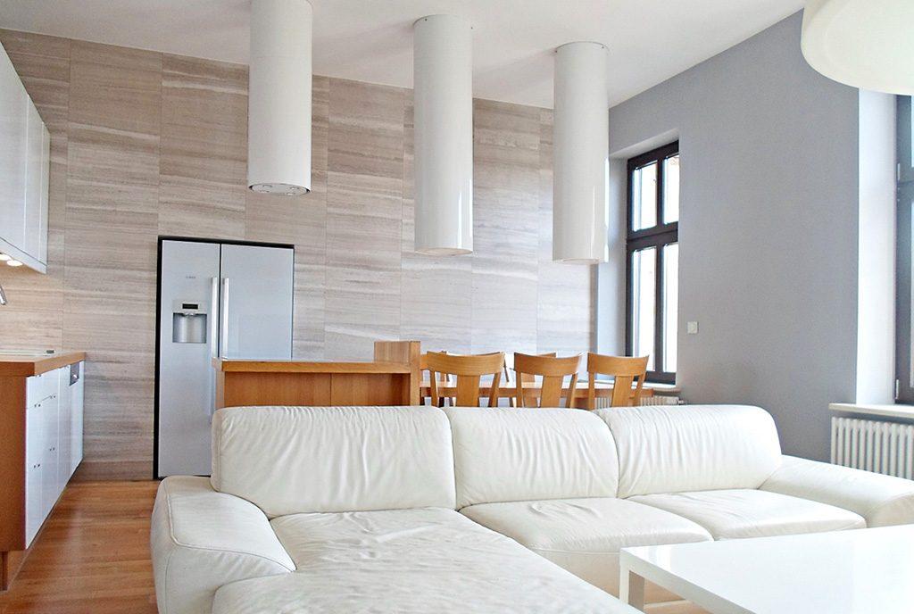 nowoczesne wnętrze ekskluzywnego apartamentu do sprzedaży w Legnicy