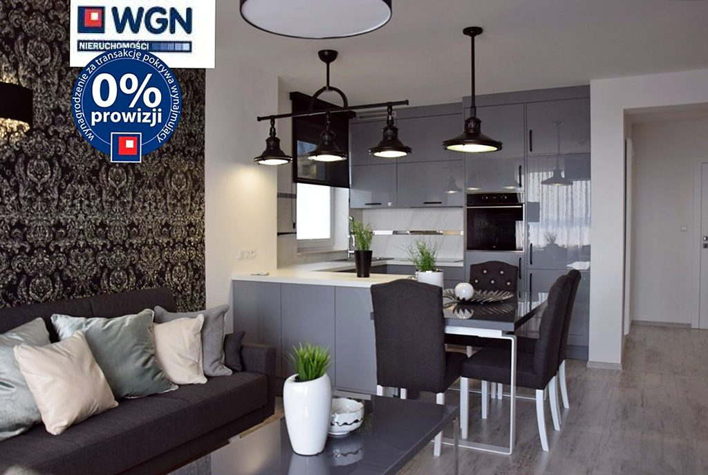 nowoczesne wnętrze ekskluzywnego apartamentu do wynajęcia w Słupsku