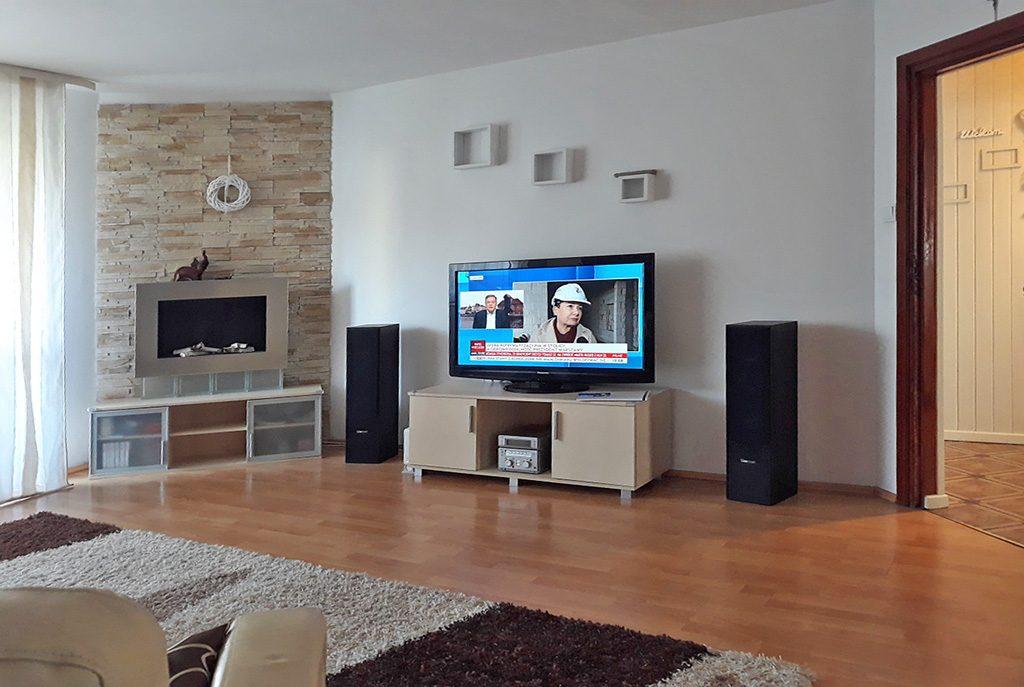 prestiżowy salon w ekskluzywnym apartamencie do sprzedaży w Kaliszu