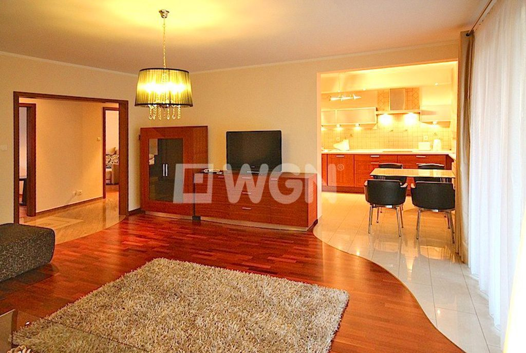 komfortowe wnętrze ekskluzywnego apartamentu do wynajęcia w Szczecinie